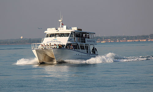 Darwin to Mandorah Ferry