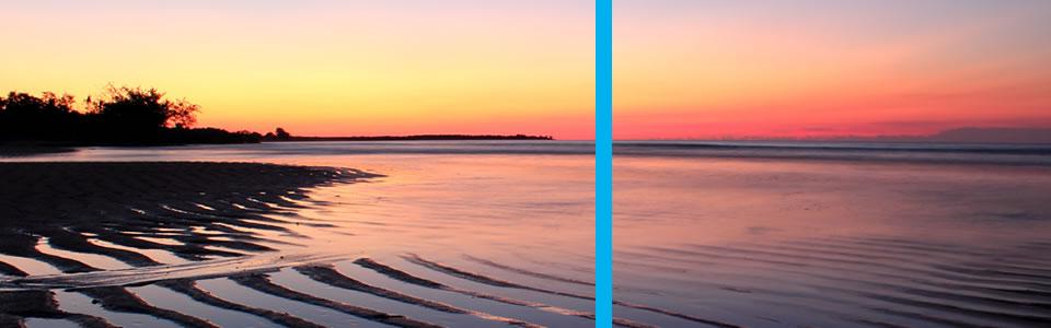 sunset at Wagait Beach